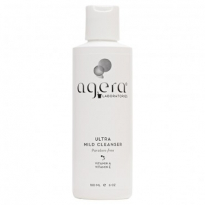 Agera Ultra Mild Cleanser 180ml