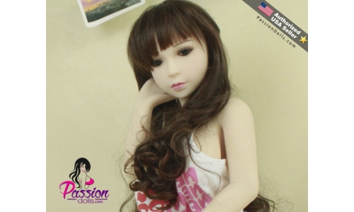Jasmine - Type A - 108cm Mini Real Love Doll