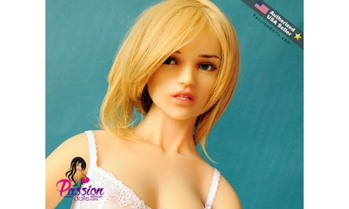 Ivana - Type A -158cm Real Silicone Love Dolls