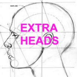 EXTRA TPE HEAD ONLY [FOR PUR..