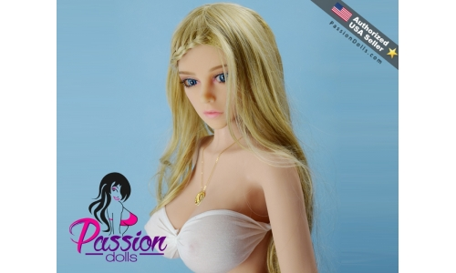 Ariel - Type A - 132cm Skinny and Busty TPE Mannequin Doll