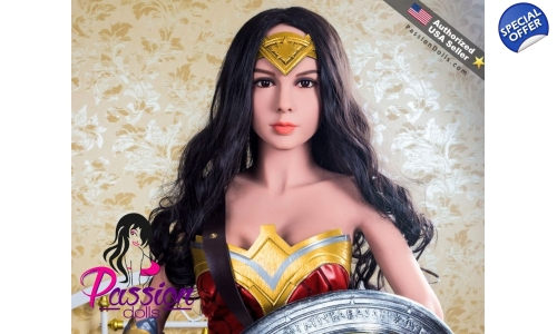 Diana - Type A - 165cm Wonder Woman Real Life Doll