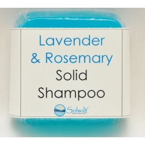 Lavender & Rosemary Solid Shampoo