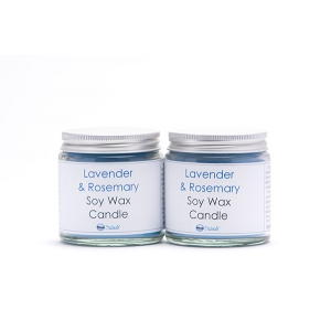 Lavender & Rosemary Candle