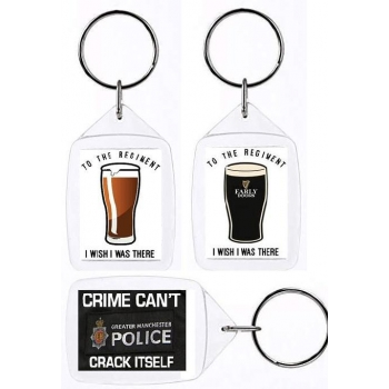 Early Doors Keyring Set 25 x..