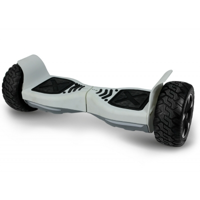 SUV Extreme - Offroad All Terrain Hoverboard Light Grey with App