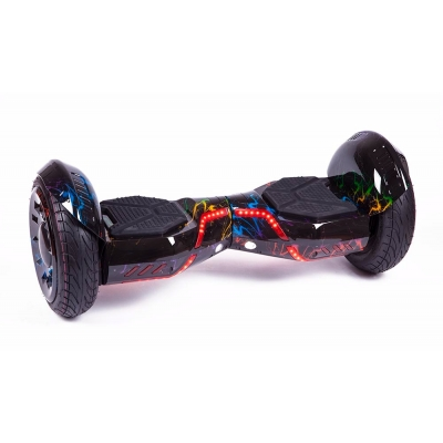 "10"" Monster Lightening Hoverboard"