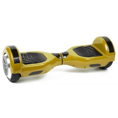 "6.5"" Gold Bluetooth Hoverboard"