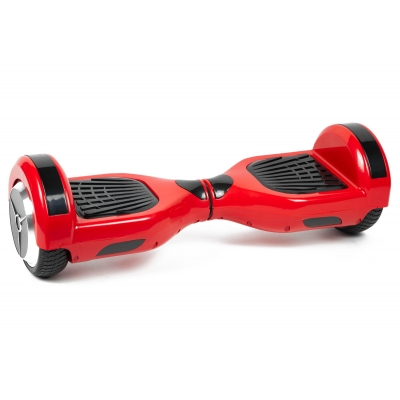 "6.5"" Red Segway Hoverboard"