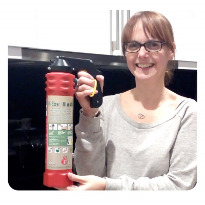 Fire Extinguisher 8.0 BIO