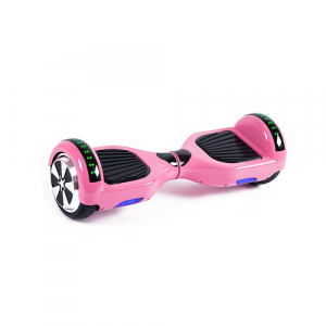 Pink Disco Hoverboard