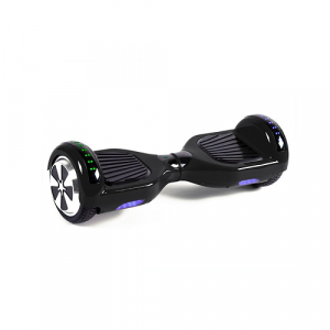 Black Disco Hoverboard