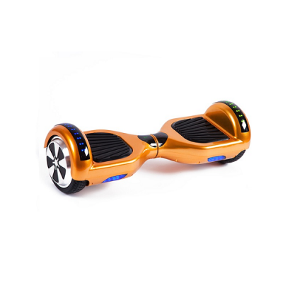 Sandy Gold Disco Hoverboard