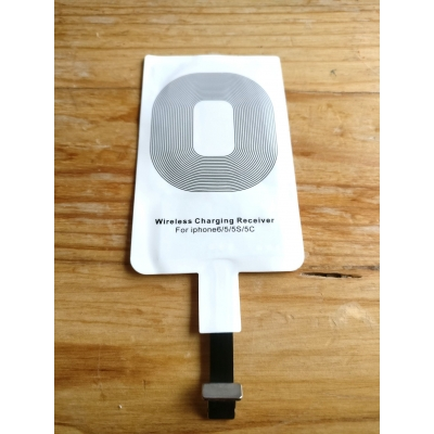 Adaptateur charge sans fil QI iPhone