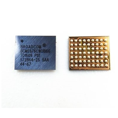 Puce gestion tactile - Meson Cumulus - Touch IC iPhone
