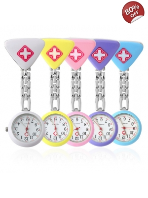 Medical Watch Brooch