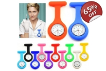 Medical Nursing Watch Brooch