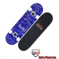 S Way Canadian Maple Skateboard
