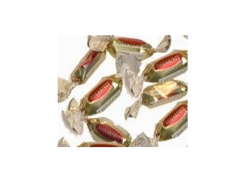 Sugar Free Cappuccino Hard Boiled Wrapped Sweets 100g