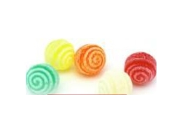 Sugar Free Assorted Boiled Spiral Balls 100g Gluten And Lactose Free