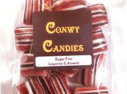 Liquorice & Aniseed Sugar Free Boiled Sweets