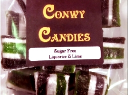 Liquorice & Lime Sugar Free Boiled Sweets