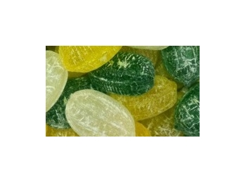 Lime Lemon & Acid Barnetts Boiled Sugar Free Sweets 100g