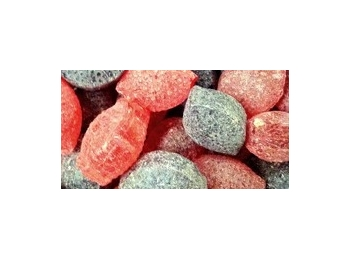 Raspberry & Blackberries Barnetts Boiled Sugar Free Sweets 100g