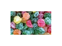 Tom Thumb Drops Barnetts Boiled Sugar Free Sweets 100g