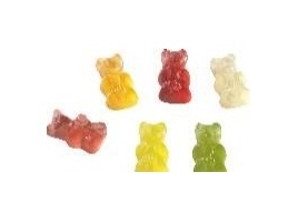 Jelly Teddies Sugar Free Sweets 100g
