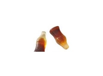 Jelly Cola Bottles Sugar Free Sweets 100g