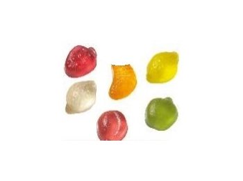 Jelly Fruit Mix Sugar Free Sweets 100g