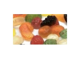 Jelly Fruit Gums Sugar Free Sweets 100g