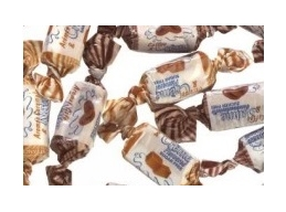 Sugar Free Caribbean Cream Toffees Wrapped Sweets 100g