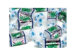 Sugar Free Mint Toffees Wrapped Sweets 100g