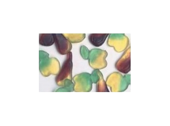 Jelly Apples & Pears Sugar Free Sweets 100g