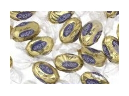 Sugar Free Butter Toffee Hard Boiled Wrapped Sweets 100g