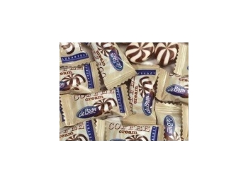 Sugar Free Coffee Creams Hard Boiled Wrapped Sweets 100g