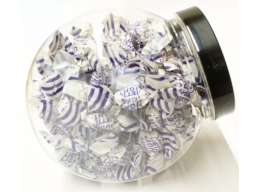 Blueberry Candies Sugar Free Sweets Gift Jar 100g