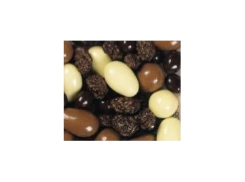 Chocolate Nibble Mix No Added Sugar Sweets 100g