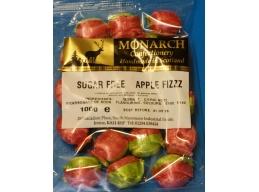 Apple Fizz Monarch Sugar Free Boiled Sweets 100g