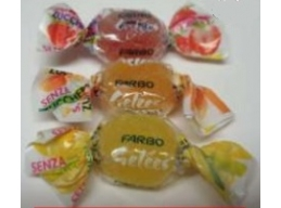 Sugar Free Soft Fruit Jellies Wrapped Sweets 100g