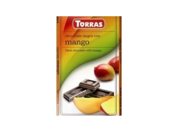 Dark Chocolate With Mango 75g No Added Sugar Gluten Free