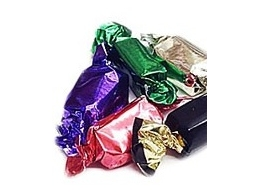 Assorted Sugar Free Toffees Wrapped Thornes Sweets 100g