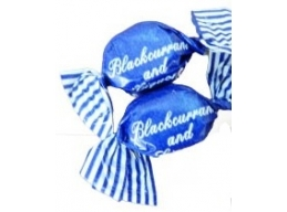 Blackcurrant & Liquorice Sugar Free Wrapped Thornes Sweets 100g