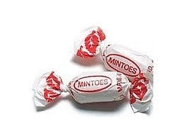 Mintoes Sugar Free Wrapped Thornes Sweets 100g