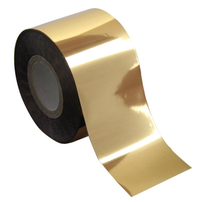Metallic Plain Gold