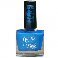 Blue-tiful Stamping Polish