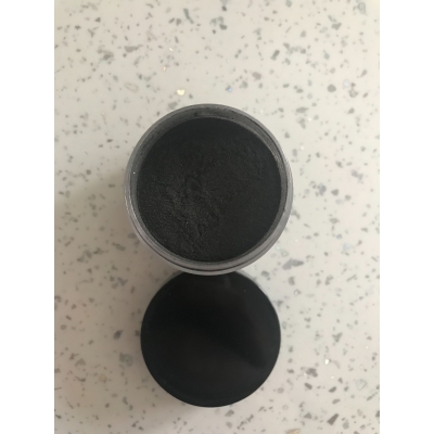 Glam & Glits Black Lace Diamond Acrylic Powder
