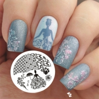 Rose Queen BP-25 Stamping Plate